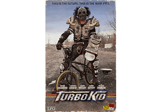 Turbo Kid - (Blu-ray + DVD)