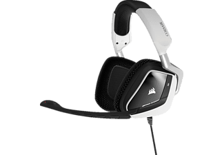 CORSAIR, CA-9011157-EU, VOID PRO RGB, Gaming-Headset, Weiß