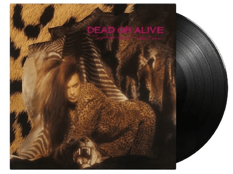 Dead Or Alive - Sophisticated Boom Boom [Vinyl]