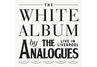 The Analogues - The White Album Live In Liverpool (2LP) - (Vinyl)
