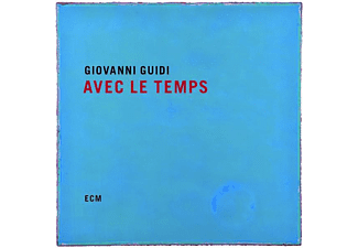 Giovanni Guidi - Avec Le Temps - (CD)