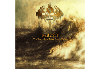 Orphaned Land Mabool (Re-issue 2019) Heavy Metal CD