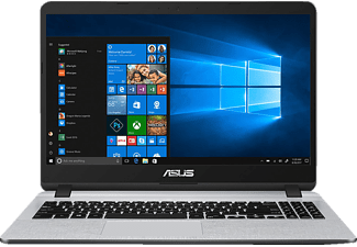 ASUS R507MA-EJ239T, Notebook, Pentium® Silver Prozessor, 8 GB RAM, 1 TB HDD, 256 GB SSD, Intel UHD Graphics 605, Stary Grey