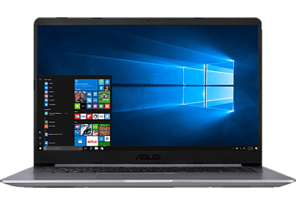 ASUS R520UN-EJ529T, Notebook, Core™ i7 Prozessor, 16 GB RAM, 1 TB HDD, 256 GB SSD, GeForce MX150, Grey