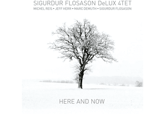 Sigurdur Flosason Delux 4tet - Here And Now - (CD)