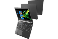 ACER Aspire 5 A517-51-57DH, Notebook mit 17.3 Zoll Display, Core™ i5 Prozessor, 8 GB RAM, 256 GB SSD, 1 TB HDD, HD Graphics 620, Schwarz
