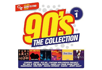 90 S The Collection Vol.1 - CD
