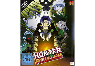 Hunter x Hunter - Vol. 4 (Episode: 37-47) - (DVD)