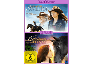 Kids Collection - Das Geheimnis des Ponys + Midnight Stallion - (DVD)