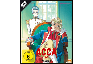 ACCA - 13 Territory Inspection Dept. - Vol. 3 - (DVD)