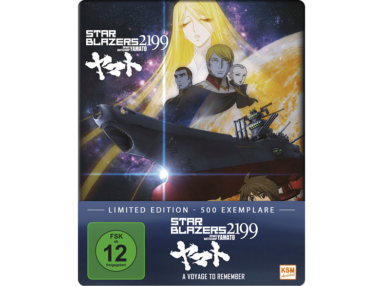 Star Blazers 2199 - The Movie 1 - Space Battleship [DVD]