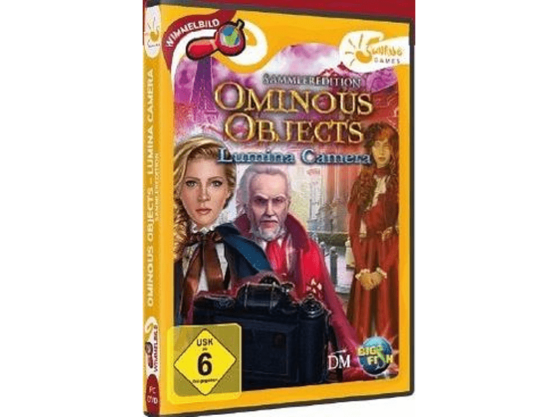 Ominous Objects: Lumina Camera (Collector's Edition) [PC]