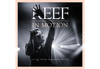 Reef - In Motion (Live From Hammersmith) - (CD + Blu-ray Disc)