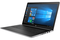 HP ProBook 470 G5, Notebook mit 17.3 Zoll Display, Core™ i5 Prozessor, 16 GB RAM, 512 GB SSD, GeForce® 930MX, Silber