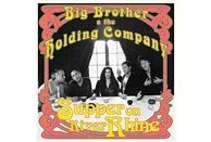 """Big Brother & the Holding Company - Supper On River Rhine (Lim.Ed./Green 10"""") [Vinyl]"""