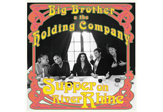 "Big Brother & the Holding Company - Supper On River Rhine (Lim.Ed./Green 10"") - (Vinyl)"