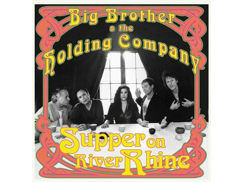 "Big Brother & the Holding Company - Supper On River Rhine (Lim.Ed./Green 10"") [Vinyl]"