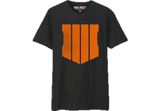 EXQUISITE GAMING Call of Duty: Black Ops 4 T-Shirt (L) T-Shirt, Schwarz
