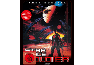Star Force Soldier - (Blu-ray + DVD)