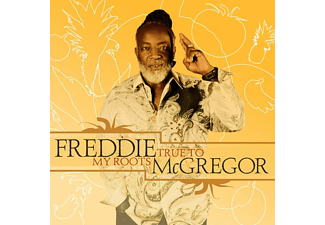 Freddie McGregor - True To My Roots - (Vinyl)