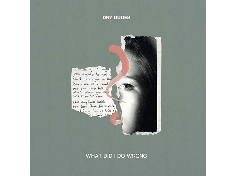 Dry Dudes - What Did I Do Wrong? [Maxi Single CD]
