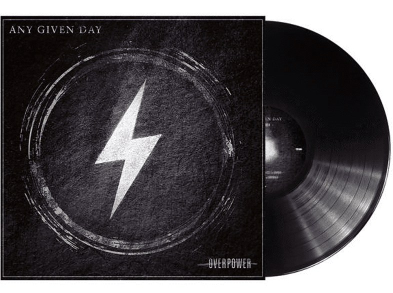 Any Given Day - Overpower [Vinyl]