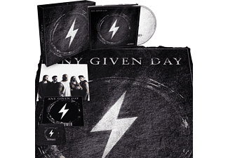 Any Given Day - Overpower-Boxset - (CD)