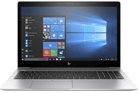HP EliteBook 850 G5, Notebook mit 15.6 Zoll Display, Core™ i5 Prozessor, 8 GB RAM, 256 GB SSD, Intel® UHD-Grafik 620, Silber