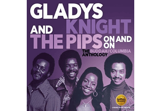 Gladys Knight & The Pips - On And On-The Buddah/Columbia Anthology - (CD)
