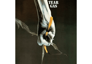 Tear Gas - Tear Gas - (CD)