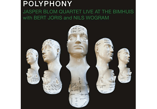 The Jasper Blom Quartet - Polyphony - (LP + Download)