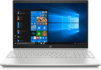 HP Pavilion 15-cs2305ng, Notebook mit 15.6 Zoll Display, Core™ i7 Prozessor, 16 GB RAM, 512 GB SSD, GeForce® GTX 1050, Silber