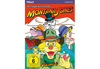 Montana Jones, Vol. 2 - (DVD)