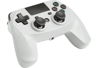 SNAKEBYTE Gamepad 4 S, Wireless Controller, Grau