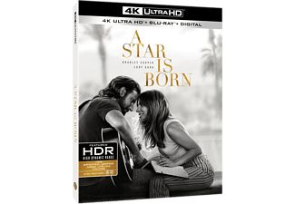 A Star Is Born - 4K Blu-ray