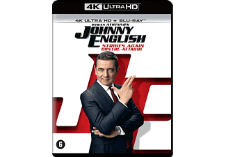 Johnny English 3: Contre-Attaque - 4K Blu-ray