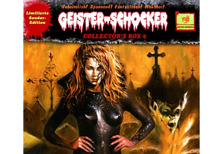 Geister-Schocker Collector's Box 9 (Folge 23-25) - 3 CD - Horror