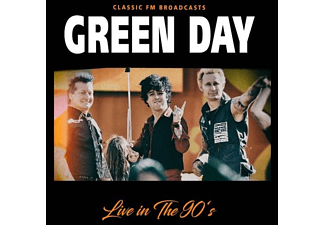 Green Day - Live In The 90's - (CD)