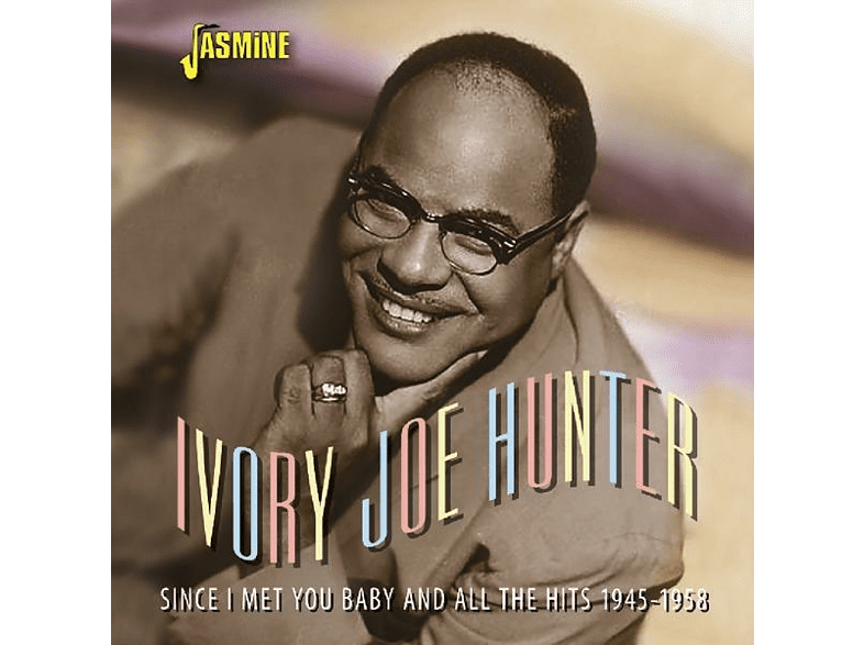 Ivory Joe Hunter - Since It Met You Baby [CD]