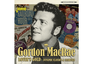 Gordon Macrae - Lover's Gold - (CD)