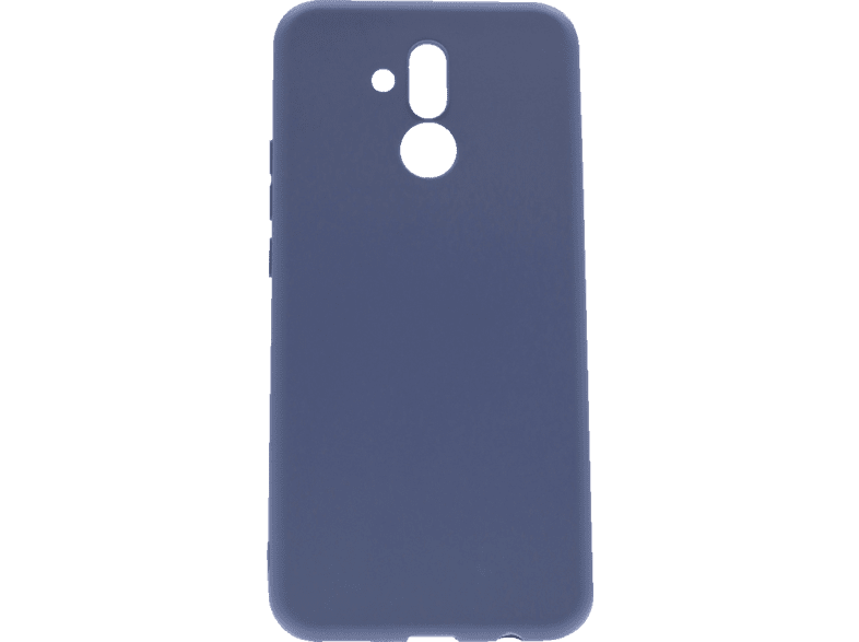AGM 27471 , Backcover, Huawei, Mate 20 Lite, Thermoplastisches Polyurethan, Blau