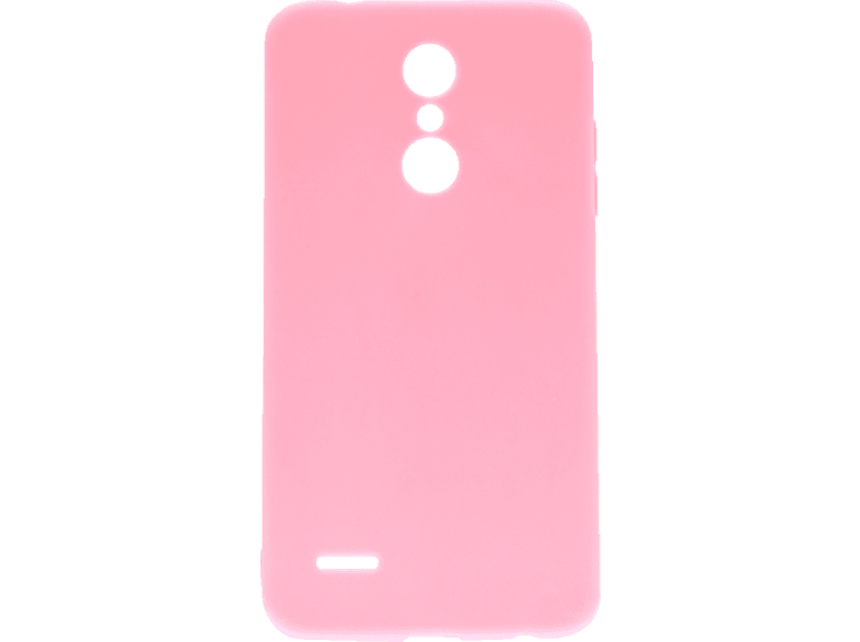 AGM 27475 Backcover LG K11 Thermoplastisches Polyurethan Pink