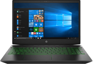 HP Gaming Pavilion 15-cx0008nv Intel Core i7-8750H / 16GB / 256GB SSD / 1TB HDD / GeForce GTX 1060 3GB