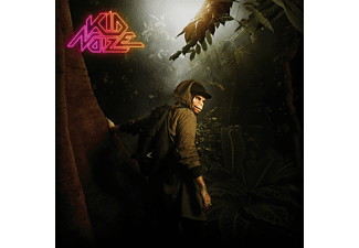 Kid Noize - The Man With A Monkey Face CD