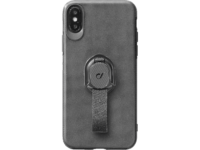CELLULAR LINE  Steady Backcover Apple iPhone X, iPhone Xs Schwarz | 08018080334832