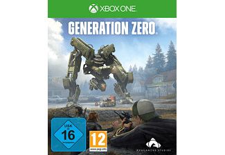 Generation Zero für Xbox One
