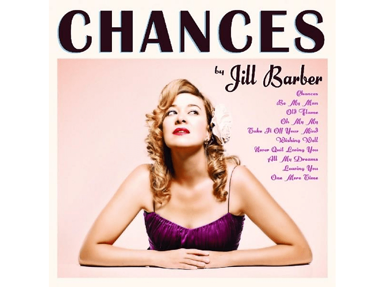 Jill Barber - Chances [Vinyl]