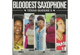 Bloodest Saxophone - Texas Queens 5 - (CD)