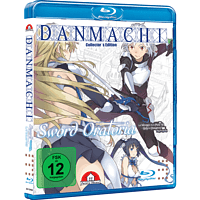 DanMachi - Sword Oratoria - Vol. 3 [Blu-ray]