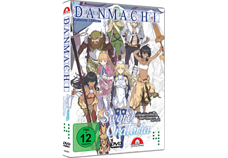 DanMachi - Sword Oratoria - Vol. 4 - (DVD)